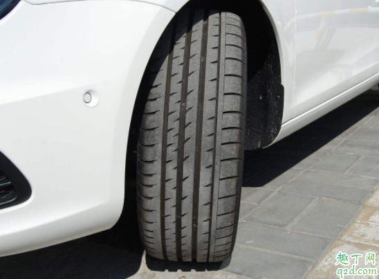 汽车轮胎沟槽有什么用 汽车可以换装旧轮胎吗1
