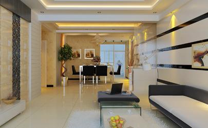客厅和餐厅之间放点什么好 客厅和餐厅之间用什么隔开好