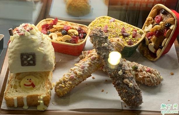 星巴克圣诞坚果盒子蛋糕多少钱一个 星巴克圣诞坚果盒子蛋糕好吃吗2