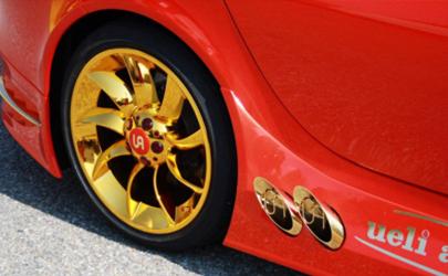 轮毂改色什么方法好 汽车轮毂改色用什么改