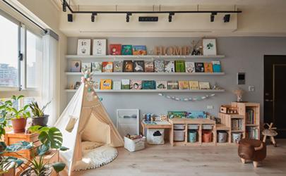 客厅和书房怎么结合 客厅和书房连在一起怎么设计好看