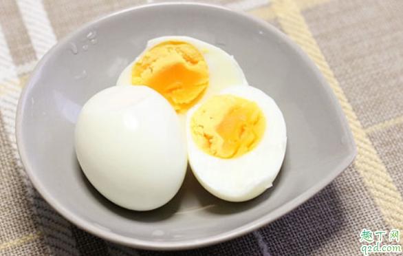 白水煮蛋几分钟就好了 白水煮蛋煮时间太长会怎么样1