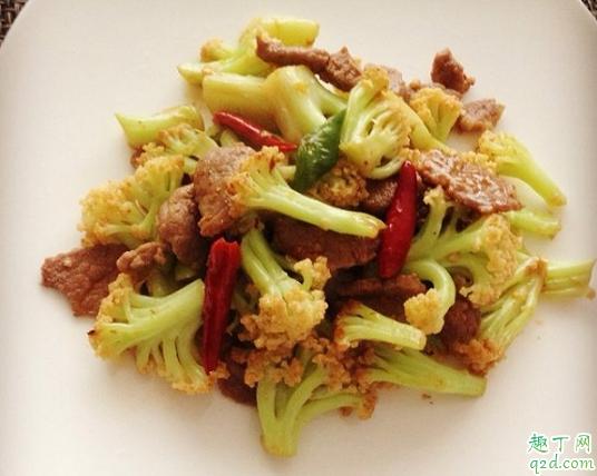 花菜炒肉用什么肉比较好 炒花菜的肉肥一点好还是瘦一点好3