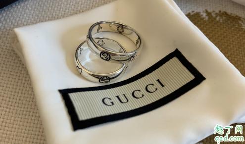 gucci情侣对戒是什么材质的 gucci情侣戒指大概多少钱价格4