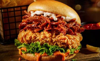 肯德基手撕火鸡肉鸡腿堡多少钱一个 kfc手撕火鸡肉鸡腿堡好吃吗