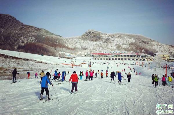 神农架滑雪场哪个性价比高 神农架滑雪去哪里比较好1