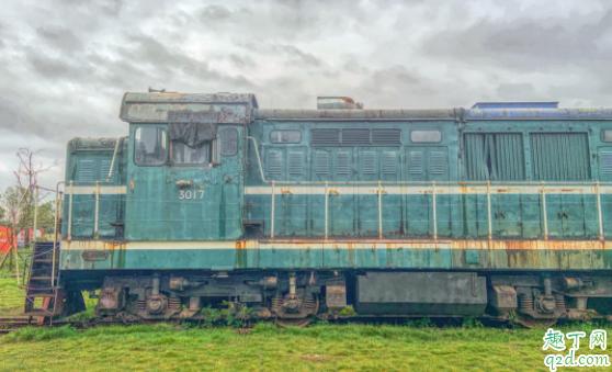 重庆大渡口绿皮火车在哪里 大渡口绿皮小火车怎么去2