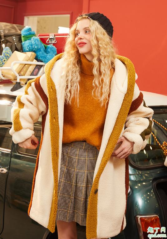 高领毛衣怎么搭配好看有气质 高领毛衣2020冬季搭配技巧9