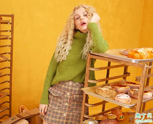 高领毛衣怎么搭配好看有气质 高领毛衣2020冬季搭配技巧7