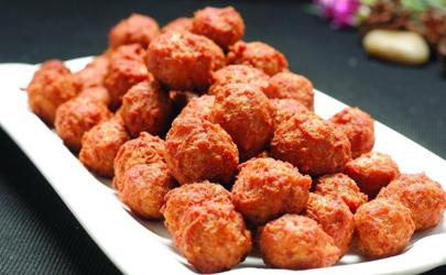 做肉丸没有淀粉可以用面粉吗 炸肉丸不用淀粉可以吗