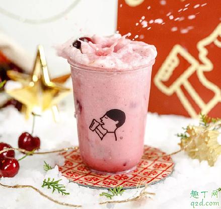 喜茶车厘酸奶波波冰多少钱一杯 喜茶车厘酸奶波波冰好喝吗2