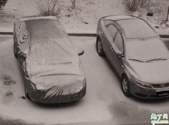 下雪可以盖车衣吗 夏天盖车衣会不会更热2