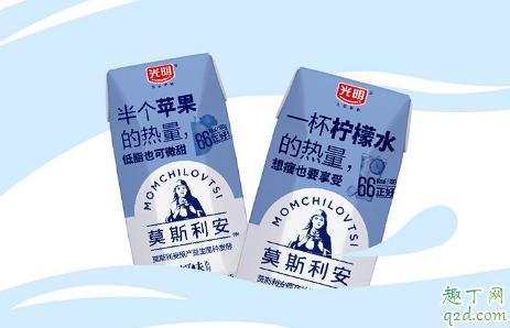 莫斯利安低脂酸奶会胖吗 莫斯利安低脂酸奶好喝吗1