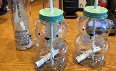 2019星巴克圣诞限量小熊杯哪里买多少钱 2019星巴克圣诞玻璃小熊杯值得买吗