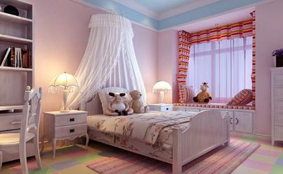 小型儿童房怎么装修显大 儿童房空间小如何改造成大空间