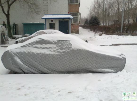 下雪可以盖车衣吗 夏天盖车衣会不会更热4