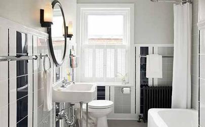 浴室小可以做干湿分离吗 小浴室怎么做法干湿分离