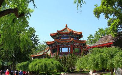 北京龙潭公园门票可以微信支付宝吗 北京龙潭公园门票2块能看什么