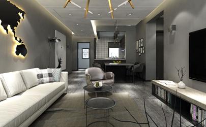 黑白灰风格灰色地面搭配什么色彩好 黑白灰风格灰色地面的色彩搭配技巧