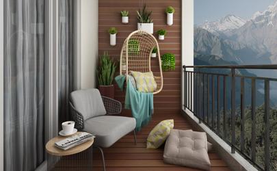 小空间如何打造阳台休息区 小空间打造阳台休息区的技巧