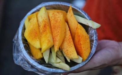 水果可以蘸辣椒吃吗 什么水果蘸辣椒面吃