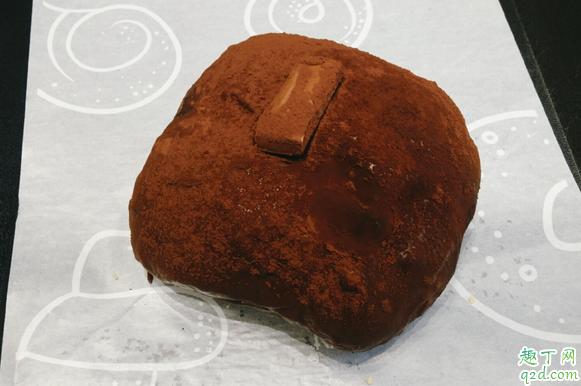 乐乐茶德芙经典巧克力脏脏包多少钱 乐乐茶德芙经典巧克力脏脏包好吃吗2
