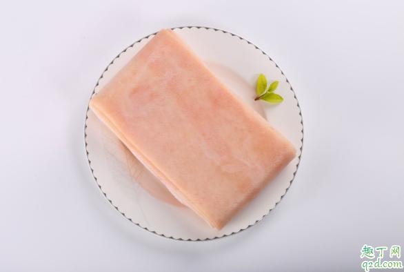 灌香肠剩下的肉皮怎么办 灌香肠剩下的猪皮怎么处理比较好1