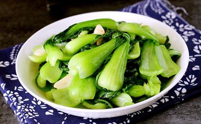 炒青菜怎么保持绿色 炒青菜保持绿色放什么东西