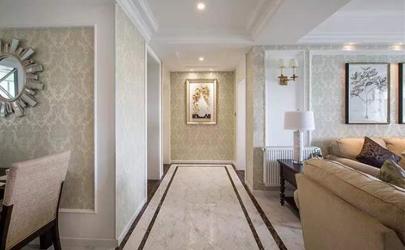 入户走廊太长怎么装修 入户长走廊的装修设计技巧