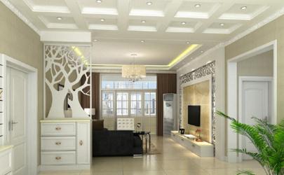 一进门就是客厅怎么设置玄关 开门就是客厅的玄关设计技巧