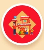 中国移动定制福图片2020高清版 中国移动定制福字图片必得福卡2