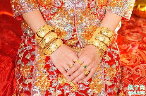 结婚三金买不买重要吗 结婚三金买黄金还是白金1