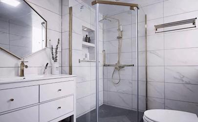 卫生间壁龛用什么砌 卫生间壁笼用玻璃还是砖好
