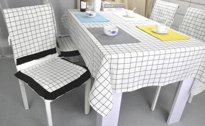 桌布什么樣的好看耐用 桌布挑選有什么技巧