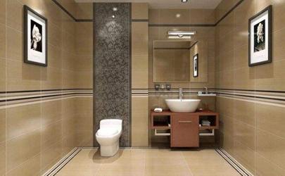 卫生间瓷砖大小多少合适 卫生间瓷砖大的好看还是小的好看