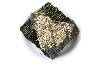 海苔脆吃多了会长胖吗 海苔脆的热量高吗