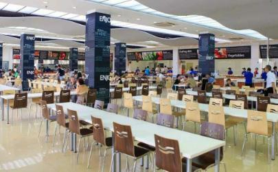 上班后食堂集中用餐如何防护 公共场所吃饭怎么预防新型冠状病毒