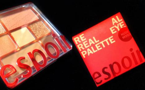 Espoir2020春季限定眼影盘有几个颜色 Espoir2020春季限定眼影盘值得入手吗4