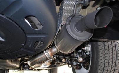 汽车排气管可以喷防锈漆吗 排气管怎么防锈