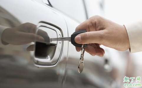 汽车钥匙快没电了仪表盘会提示吗 汽车钥匙电池电量怎么看4