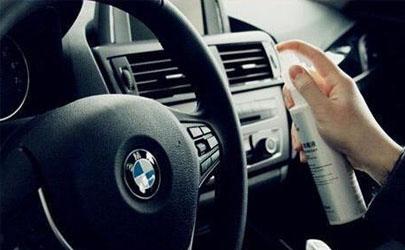 消毒液对汽车内饰有损伤吗 84消毒液可以车内消毒吗