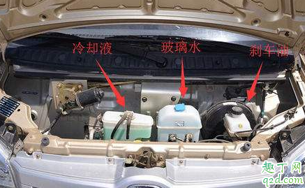 汽车冷却液可以用水代替吗 汽车水箱破了不能开怎么办 2
