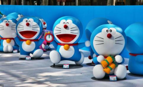 日本哆啦A梦官方商店在哪个城市 日本哆啦A梦官方商店游玩攻略1
