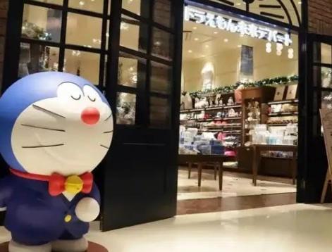 日本哆啦A梦官方商店在哪个城市 日本哆啦A梦官方商店游玩攻略2