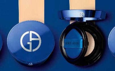 阿玛尼新款小蓝盒气垫多少钱 阿玛尼蓝金气垫值得入手吗