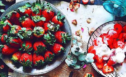草莓的隐藏吃法有哪些 草莓怎么样才算坏掉