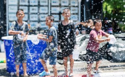 泰国泼水节是多少号开始到多少号结束 泰国泼水节可以有肢体接触吗
