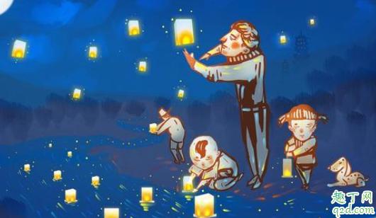 2020年阴历几月几日鬼节 2020中元节出生的孩子好吗1