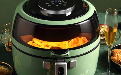 空气炸锅热饺子用不用放油 空气炸锅为什么可以不用油