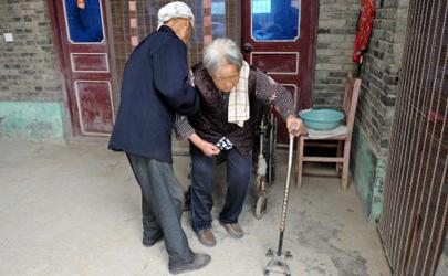 老人找老伴好不好 父母老了后要再婚你会支持吗